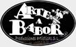 logotipo arte a babor