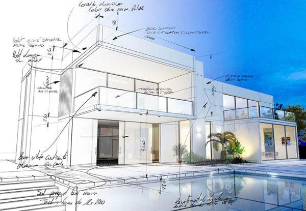 Servicios inmobiliarios, urbanismo y arquitectura