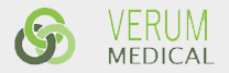 Logotipo verum Medical