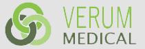 LOGO VERUM MEDICAL asesoria especializada en clinicas