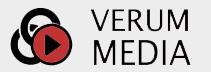 Logotipo Verum Media