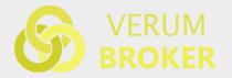 Logotipo Verum Broker