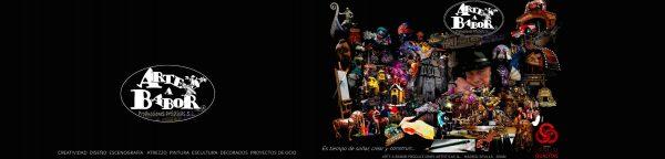 Arte a Babor creaciones de escenografia , diseño de escenarios